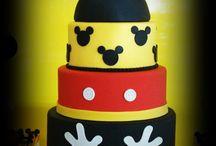 Inspiração Festas Infantis - Mickey Mouse