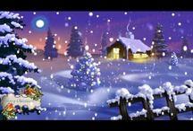 Kerst digibord