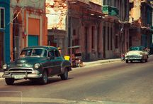 Cuba / Various pics from my iphone, film camera and dslr of Havana and Trinidad