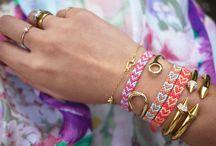 DIY Friendship Bracelets / by Carla Stixs