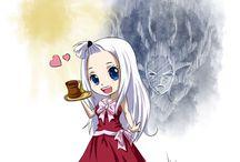 Mirajane chibi / Fairy tail