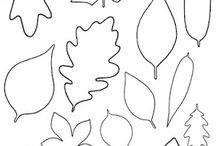 Atelier flor e laço Jardim / Moldes de flores e laços