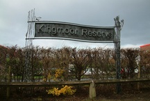 Kingmoor Reserve Sign