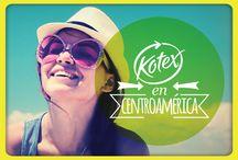 Kotex en Centroamérica /