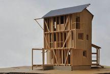 Architecture / Maquettes