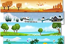 Small World Scenes / Lot of Small World Scene resources for educators to use when teaching in primary and elementary schools.  There is a wide selection of small world scene themes to choose from. These small world scenery resources will be great to decorate any elementary school  classroom. Plus 1000s more educational printables.