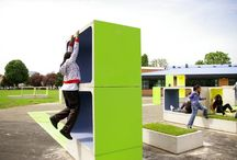 mobilier urban kids