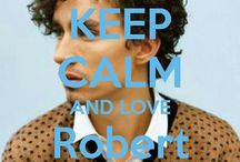 <3 Keep calm: Roberto Sheehan <3