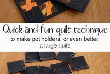 Quich quilt