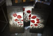 Paintings, gifts, painted jwellery....by Liynda