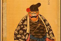 Китайская опера / Костюм, грим, образ, амплуа.