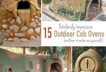 OUTDOOR EARTH OVEN