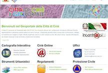 Soluzioni Gis Cartografiche - Geoportale Cartografico / Una Rassegna di alcune soluzioni prodotte per le pubbliche Amministrazioni, tipicamente Comuni