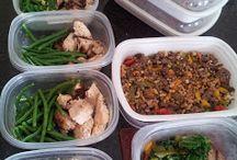 Fitness e cucina