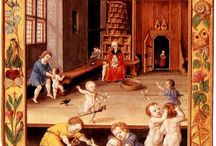 youth & old age in the middle ages