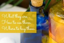 The Best Essential Oil Recipes and Articles / by Kula Mama