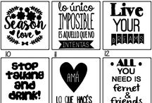 stickers vidrio