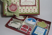 CARDS-Gift tags and boxes / Tags, boxes & bags