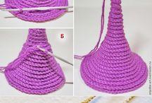 Идеи вязания для посуды