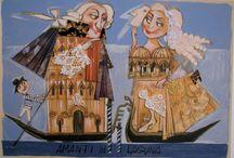 Paolo Fresu / Opere di Paolo Fresu disponibili nel nostro e-commerce all'indirizzo: http://www.galleria-galp.it/shop/index.php/artisti/paolo-fresu.html
