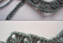 colchas de crochê