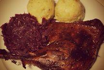 Main Dishes & Dinner / Hauptgerichte