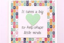 Madeit Teachers Gifts / by Madeit