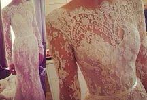 Bröllopsklänningar och bröllop