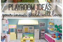 Ambiente de brincar / Dicas para deixar a casa mais convidativa à brincadeira / by Tempojunto