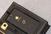 iPhone 7 & 7 plus customized & Gold Plated / Custmized & Gold Plated iPhones available ,  with custom design and engraving  all with warranty and certificate