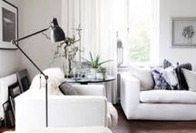 Inspirational home / Designs, solutions, inspiration