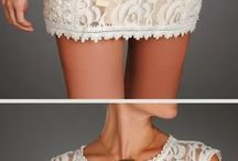 dresses #lace#nude
