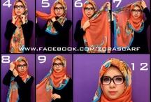 Hijab how to