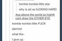 Le art problems