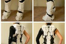 foam suit cosplay