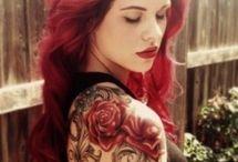 Tattoo, Pierceings