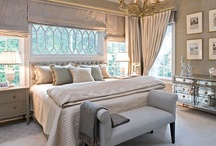 Master bedroom / by Lindsey M Pearson