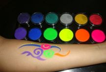 glow in the dark party / by Jeanette, MD