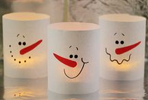 Winter craft activities / by Amy Goodman