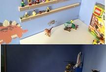 Boy Bedroom Ideas / by Lydia Parker