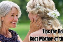 Tips for Being the Best Mother of the Bride / The mother of the bride has a lot on her plate and takes on a lot of duties that brides may not realize. While it may not be your special day, it is a day you want to remember and enjoy with your daughter and soon-to-be son-in-law.  http://www.kimberleyandkev.com/tips-best-mother-bride/