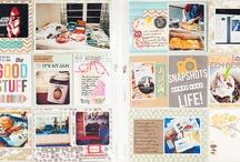 Photography | Album design | Fotoboek layouts