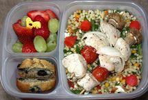 Kiddo Lunch Ideas