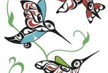 native american tribal art