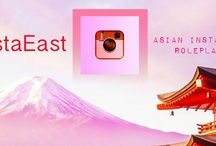 INSTAEAST - ROLEPLAY / All Asian Roleplay JOIN US! http://instaeast.tumblr.com/