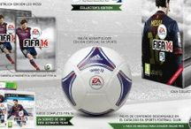 FIFA14 COLLECTOR'S EDITION