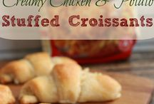 I <3 Crescent Rolls / by JoAnne Graves