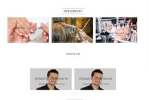 Beautician Websites Templates / Beautician Websites gives you everything you need to create a stunning free website, right at your fingertips.