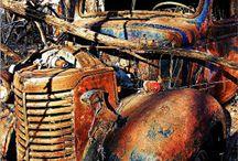Rustne biler