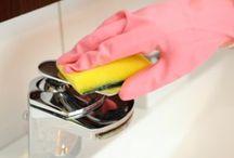 ideas para limpiar la casa